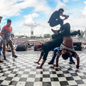 Hip Hop al Parque (October)